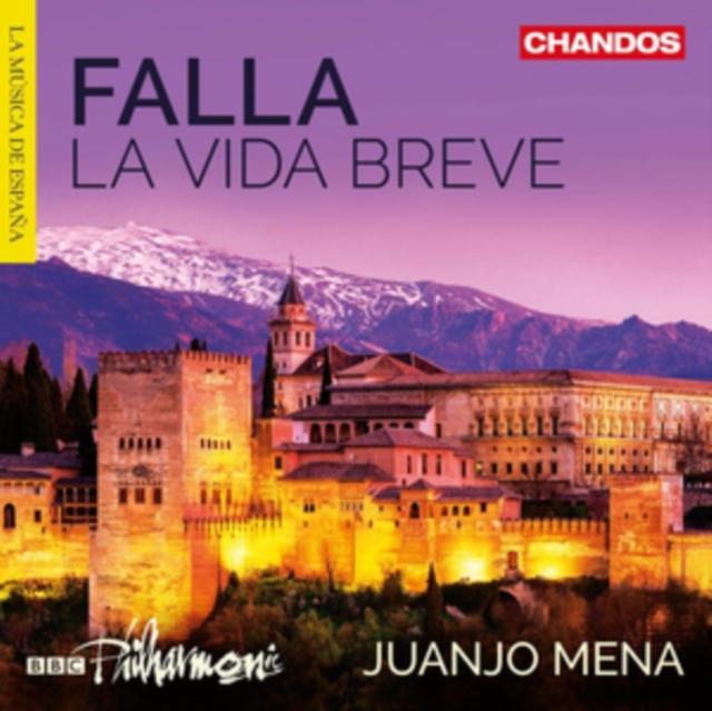 Jose-Antonio-Lopez-Falla-La-Vida-Breve-ID3z-CD-New