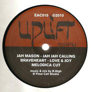 Jah Jah Calling