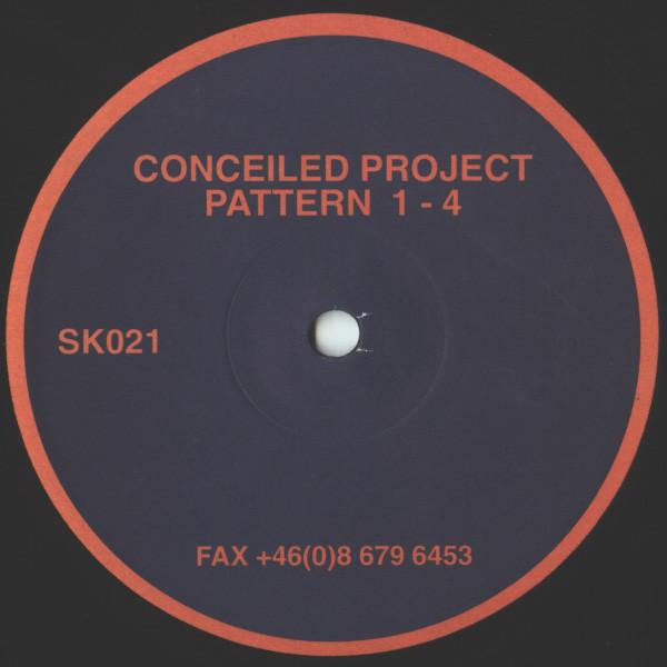 Pattern 1 - 4