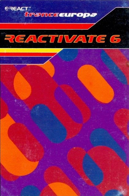 Reactivate 6 - Trance Europa