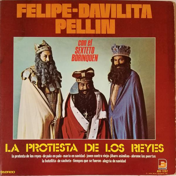 La Protesta De Los Reyes