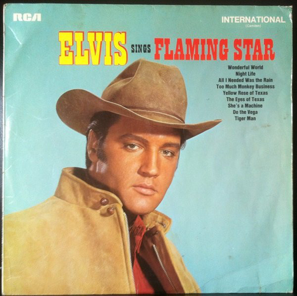 Elvis Sings 'Flaming Star'