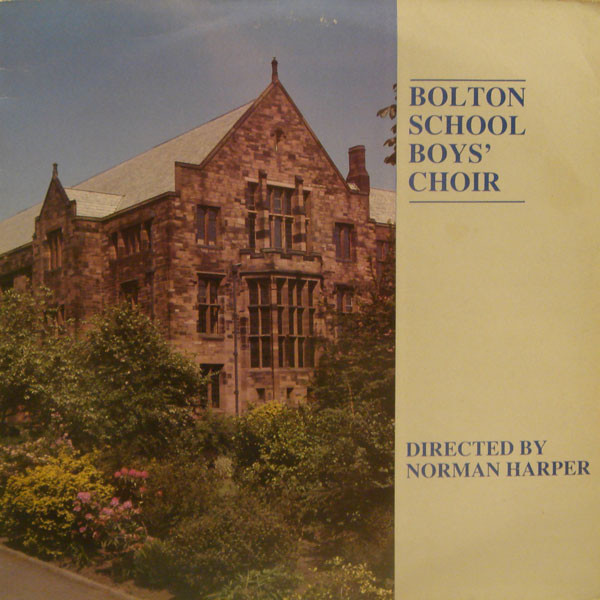 Bolton School Boys' Choir