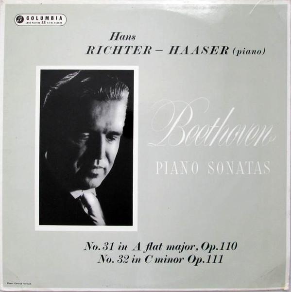 Piano Sonatas: No. 31 In A Flat, Op. 110; No. 32 In C Minor, Op. 111