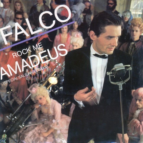 Rock Me Amadeus (Special Salieri Club Mix)