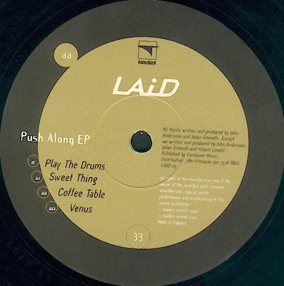 Push Along EP