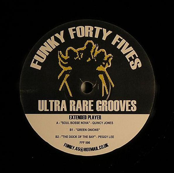 Ultra Rare Grooves Vol. 6